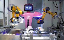 锦囊新零售资讯∣碧桂园旗下首家机器人餐厅在广州开业