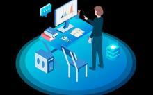 国企数字化转型的第一目标是什么?读图看数据