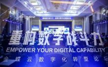 金蝶云数字化转型中国行,携手云之家走进重庆!