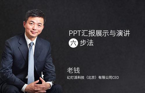 PPT汇报展示与演讲六步法