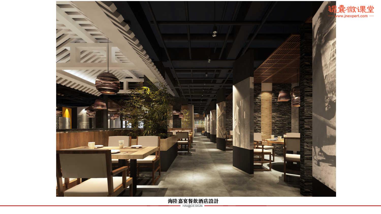 如何打造一个有趣好玩易分享的餐厅环境?