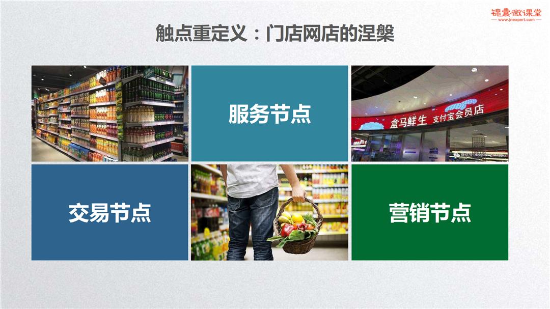 三步驱动新零售增长