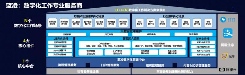打造1×1>2的效果,蓝凌×钉钉加速赋能企业数字化转型