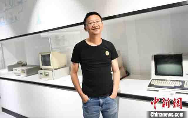 归国留学人员代表周涛:用大数据为中国未来赋能