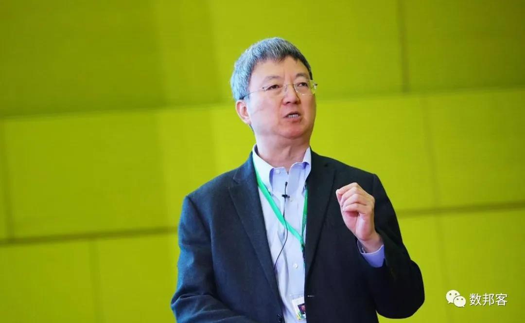 清华大学朱民:数据资产时代