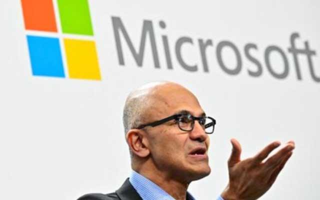微软市值突破2万亿美元,云计算是大功臣