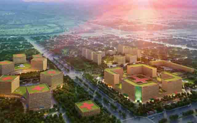 西安国际医学集团:建设国际一流的数字化全联接智慧医疗城