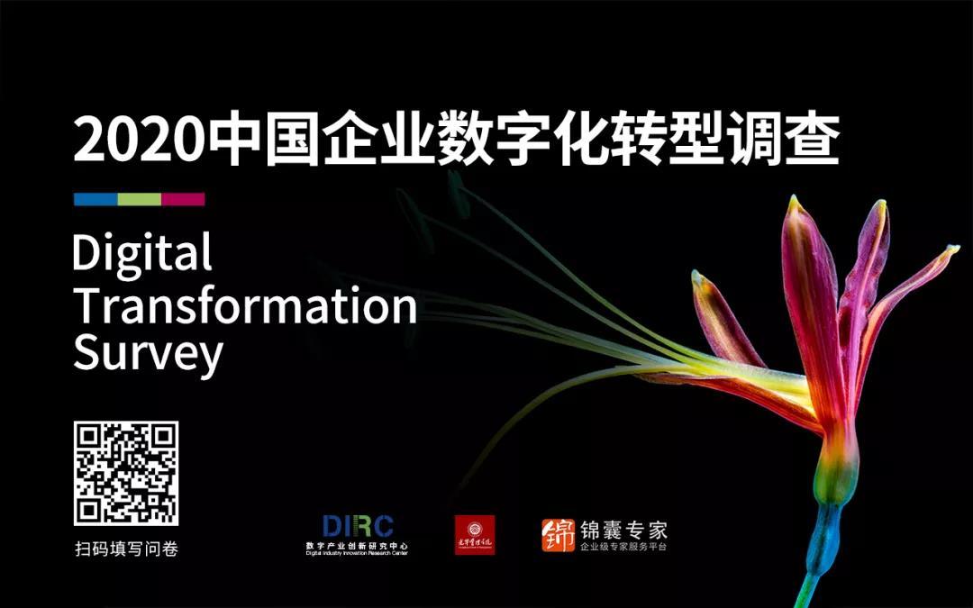 @所有人:《2020中国数字企业白皮书》拍了拍你~快来领取限时免费福利!