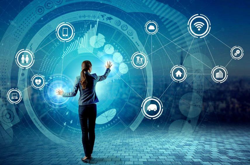 展望2021  企业数字化转型,将掀开新的篇章